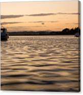 Irish Dusk Canvas Print