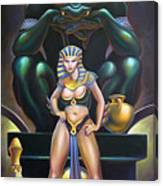 Isis And Osiris Canvas Print