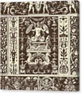 Italian Renaissance Canvas Print