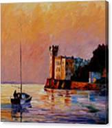 Italy - Trieste Gulf Canvas Print