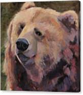 It's Good To Be A Bear Canvas Print