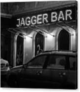 Jagger Bar In Ufa Russia Canvas Print