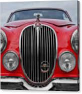 Jaguar Mark 2 Canvas Print