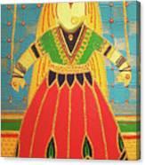 Jaipur's Kathputli Canvas Print