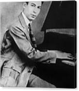 Jelly Roll Morton. For Licensing Requests Visit Granger.com Canvas Print