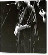 Grateful Dead - Jerry Garcia - Celebrities Canvas Print
