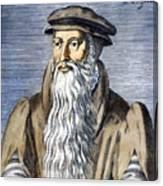 John Knox (1505-1572) Canvas Print