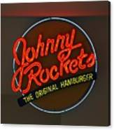 Johnny Rockets Canvas Print