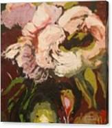 Jolie Fleur Canvas Print