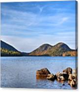 Jordan Pond No. 2 - Acadia - Maine Canvas Print
