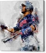 Jose Ramirez Canvas Print