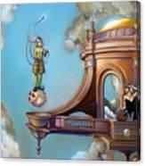 Jugglernautica Canvas Print