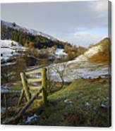 Keld Views Canvas Print