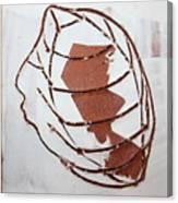 Kernel - Tile Canvas Print