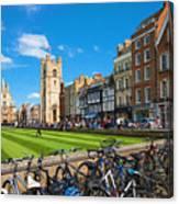 Kings Parade Canvas Print