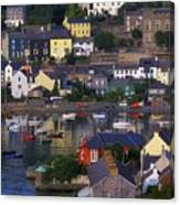 Kinsale, Co Cork, Ireland Boats And Canvas Print