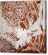 Kiss - Tile Canvas Print