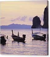 Koh Phi Phi Canvas Print