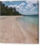 Koh Talu Beach Canvas Print