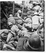 Korean War, 1950-1953 Canvas Print