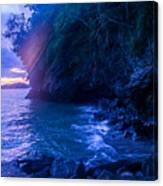 Krabi Sunset Canvas Print