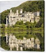 Kylemore Abbey, County Galway, Ireland Canvas Print