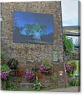 La Gacilly, Morbihan, Brittany, France, Photo Festival Canvas Print