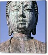 Lahaina, Buddha At Jodo  Canvas Print