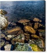Lake Ogwen Canvas Print
