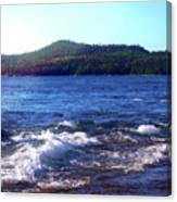 Lake Superior Landscape Canvas Print