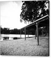 Lake Waubeeka  Canvas Print