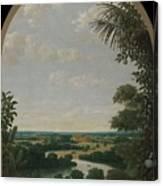 Landscape In Brazil Canvas Print