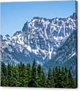 Landscape Nature Scenes Around Columbia River Washington State A Canvas Print