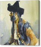 Le Roi Des Gitanes Canvas Print