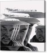 Lee Marvin Monte Walsh Variation 2 Old Tucson Arizona 1969-2012 Canvas Print