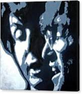 Lennon And Mccarthy Canvas Print