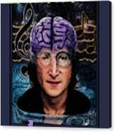 Lennon's Legacy Canvas Print