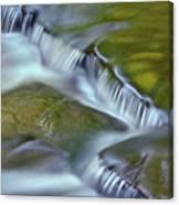 Letchworth Falls Sp Wolfe Creek Canvas Print