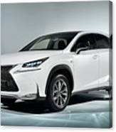Lexus Nx 300h F Sport 2014 1920x1200 010 Canvas Print