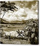Llanos Venezolanos Canvas Print