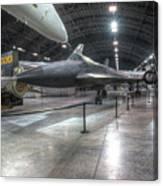 Lockheed, Yf-12a Canvas Print