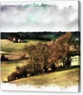 Loire Valley Canvas Print