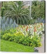 Longwood Gardens Conservatory  Canvas Print
