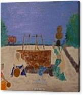 Lost Memories - Sold Canvas Print