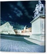 Louvre Museum 6b Art Canvas Print