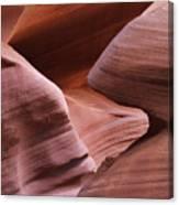 Lower Antelope Canyon 2 7978 Canvas Print