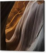 Lower Antelope Canyon 2199 Canvas Print