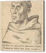 Lucas Cranach The Elder Canvas Print