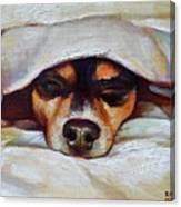 Lulu Canvas Print