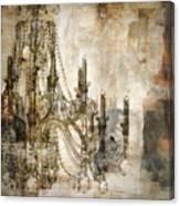 Lumieres Canvas Print